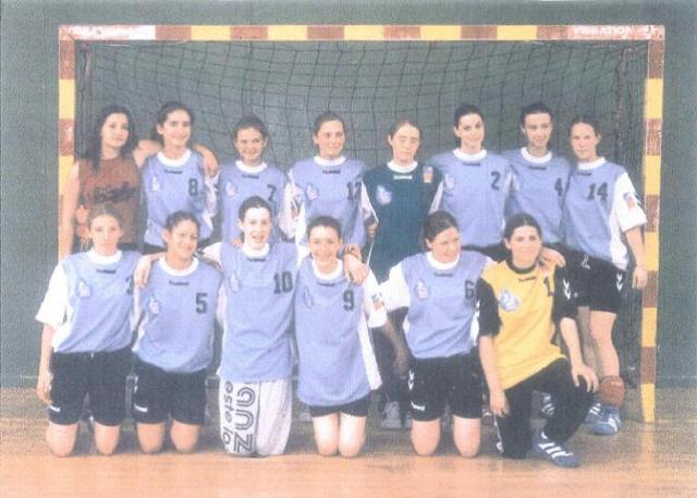 IC F 2002-2003 - 6è place